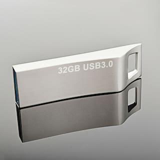 2 Pack Metal 32GB 64GB USB 3.0 Flash Drives High Speed Thumb Drive Memory Sticks
