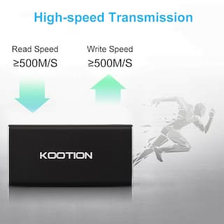 250G SSD Solid State Drive USB 3.1 SATA 556MB/s External Hard Disk for Phone PC