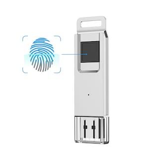 32G/128G Security Recognition Fingerprint Encrypted High tech USB3.0 Flash Drive
