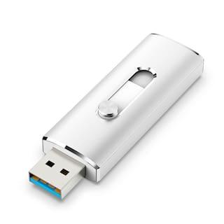 32G 64G Flash Drive USB3.0 OTG Thumb Drive Memory Stick Drive For iPhone 7 8 X
