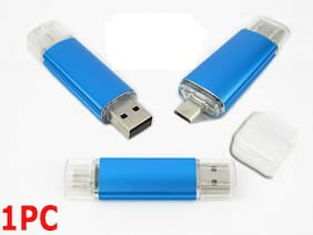 NEW 32GB USB Flash Drives OTG Dual Port Memory Sticks For Android Smart Phone PC