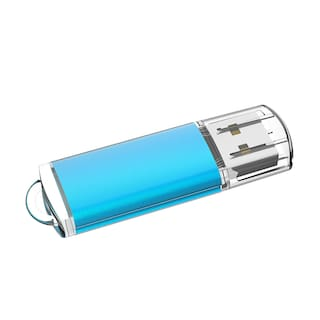 64GB USB 2.0 Memory Stick Storage Data Flash Drive Thumb Pen Drive U Disk Blue