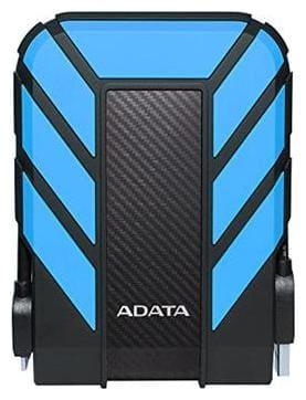 Adata 2 TB Hard Disk Drive External Hard Disk USB 3.0 - Blue , AHD710PRO-2TU3-CBL