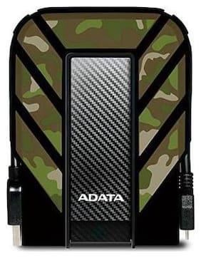 ADATA AHD710M-1TU3-CCF 1TB External Hard Drive Disks (Military Green)