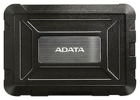 ADATA ED600 USB3.1 ToolFree Water /Shock/ Dustproof 2.5inch SSD and HD Enclosure
