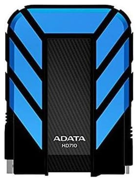 Adata ADT EXT 1TB HD710Pro BLUE 1 TB USB 2.0 External HDD - Blue