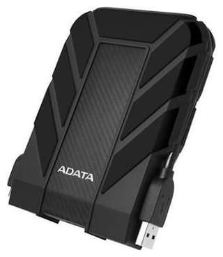 Adata ADT EXT 1TB HD710Pro BLACK 1 TB Hard Disk Drive External Hard Disk USB 2.0 - Black