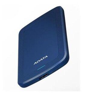 Adata Adt Ext 2tb Hv300 2 Tb External Hard Disk ( Blue )