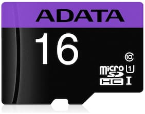 ADATA 16 GB V10 SDHC Memory Card ( Pack of 1 )