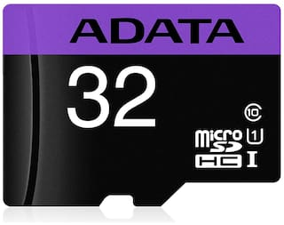 ADATA 32 GB V10 SDHC Memory Card ( Pack of 1 )