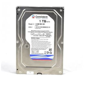 Consistent 1 TB SATA 3.5 inch Surveillance Internal Hard Drive