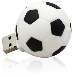 nexShop Football Shape 8 GB USB 2.0 Pendrive ( Multi )