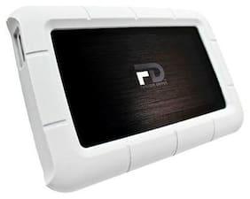 Fantom Drives G-force3 Robusk Mini 1tb Usb 3.0 Metal Portable Shock-resistant