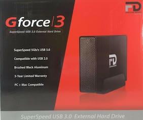 "Fantom Drives - GF3B1000UP - Gforce/3 Pro 1 TB 3.5"" External Hard Drive"