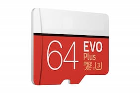 FPR 64 GB Class 10 MicroSD Memory Card ( Pack of 1 )