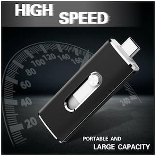 High Speed 32GB OTG Type C USB 3.0 Flash Drive Memory Storage Stick Pen Drive
