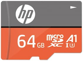 HP (HFUD064-1V31A)64 GB Class 10 Micro SD Card
