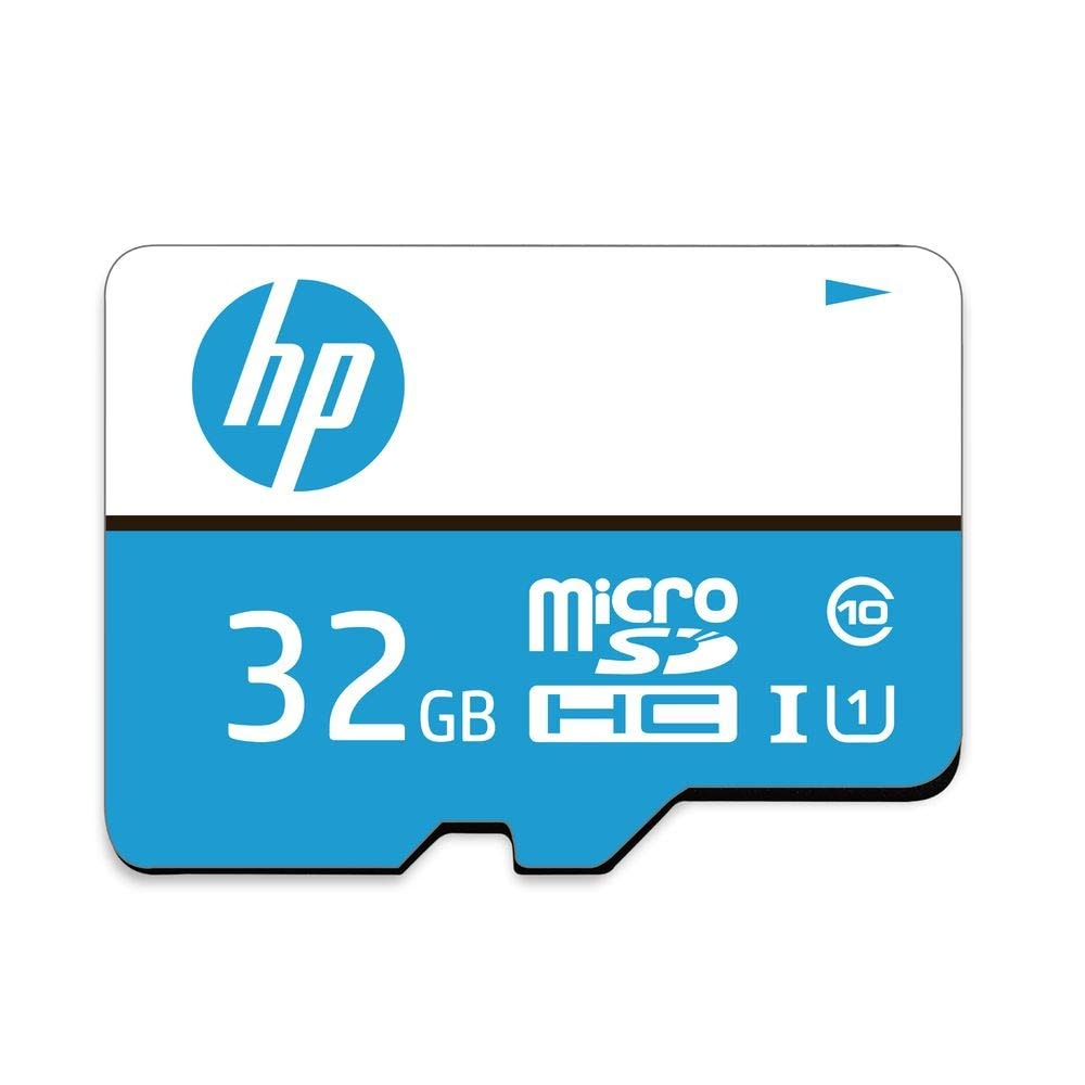 HP 32   GB Class 10 MicroSD Memory Card   Pack of 1   by Bluetooth World