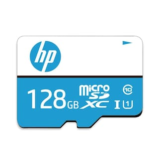 HP 128 GB Class 10 MicroSD Memory Card ( Pack of 1 )