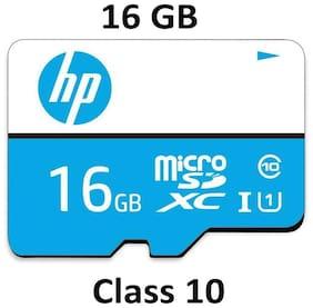 HP Micro SDHC 16 MicroSDHC Class 10 Memory Card