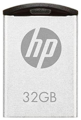 HP v222w 32 GB USB 2.0 Pendrive ( Silver )