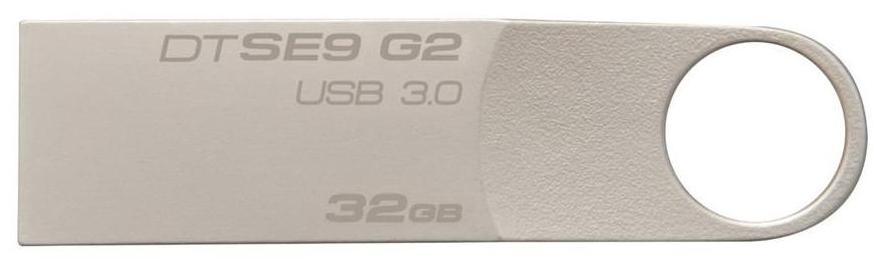 Kingston DataTraveler SE9 32  GB USB 3.0 Pendrive   Grey   by R S Trade