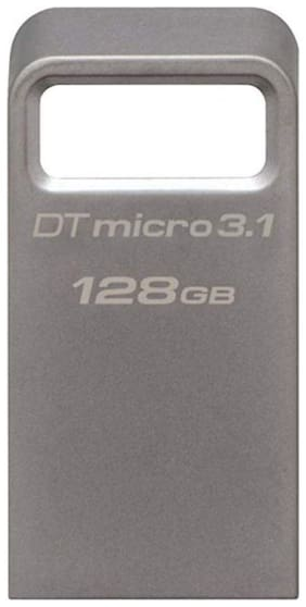 Kingston DataTraveler DTMC 128GB USB 3.1 Pen Drive (DTMC3/128GBIN)