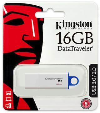 Kingston 16 GB USB 3.0 Pendrive ( Multi )