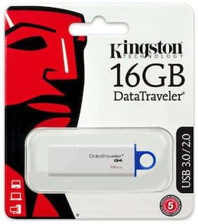 Kingston 16 GB USB 3.0 Pendrive ( Multi )