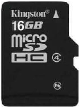 Kingston MicroSD 16 GB Class 4 Memory Card