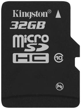 Kingston MicroSDHC 32 GB Class 10 Memory Card