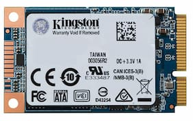 Kingston SSDNOW UV500 480GB SSD mSATA 3D NAND TLC SATA III 480G SUV500MS/480G
