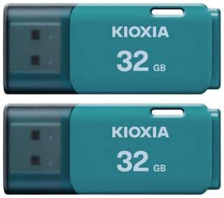 KIOXIA U202 32 GB USB 2.0 Pendrive ( Blue )