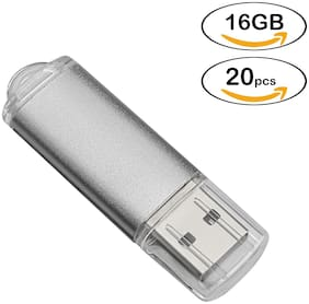 KOOTION 20X 1G-16G USB Flash Drive Memory Flash Sticks Thumb Pen Drive U Disk US