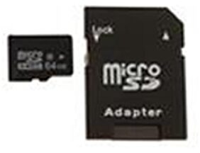 64GB Micro SDHC TF Memory Card