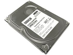 "MDD 500GB 8MB SATA 3.5"" Surveillance Hard Drive -CCTV DVR, Security System HDD"