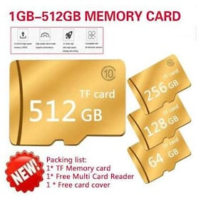 Micro SD-card TF Speed Flash Memory Card Class10 1-512GB for MP4 Phone Camera