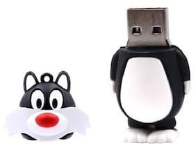 PANKREETI Designer Pen Drive 32 GB USB 2.0 Black