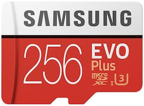 Samsung 256 GB UHS-I MicroSDXC Memory Card ( Pack of 1 )