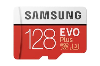 Samsung 128 GB UHS-I MicroSDXC Memory Card ( Pack of 1 )