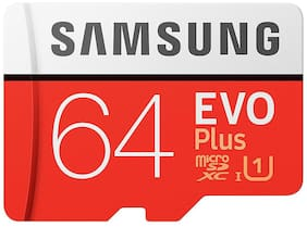 Samsung 64 GB UHS-I MicroSDXC Memory Card ( Pack of 1 )