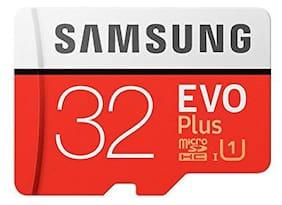 Samsung 32 GB UHS-I MicroSDHC Memory Card ( Pack of 1 )