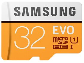 Samsung MicroSD 32 GB Class 10 Memory Card with (SD Adapter)
