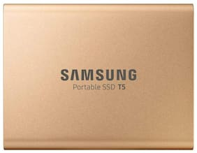 Samsung 500 GB USB 3.1 External SSD - Rose Gold