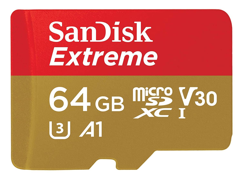 SanDisk 64  GB Class 10 MicroSDXC Memory Card   Pack of 1   by Sun Enterprises