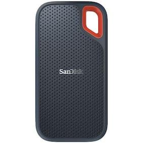 SanDisk Sandisk 500gb Extreme Portable Ssd (sdssde60-500g-g25) 500 Gb External Hard Disk ( Blue )