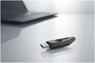 SanDisk Ultra 16 GB USB 3.0 Pendrive ( Black )