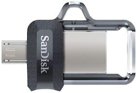 SanDisk Ultra Dual 64 GB USB 3.0 Pendrive ( Multi )