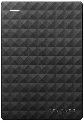 Seagate Expansion 1 TB USB 3.0 External HDD - Black
