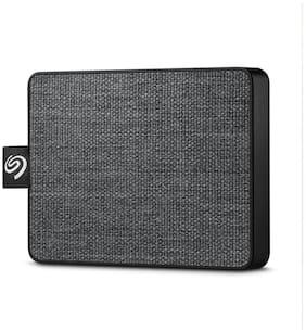 Seagate 1 TB USB 3.0 External SSD - Black